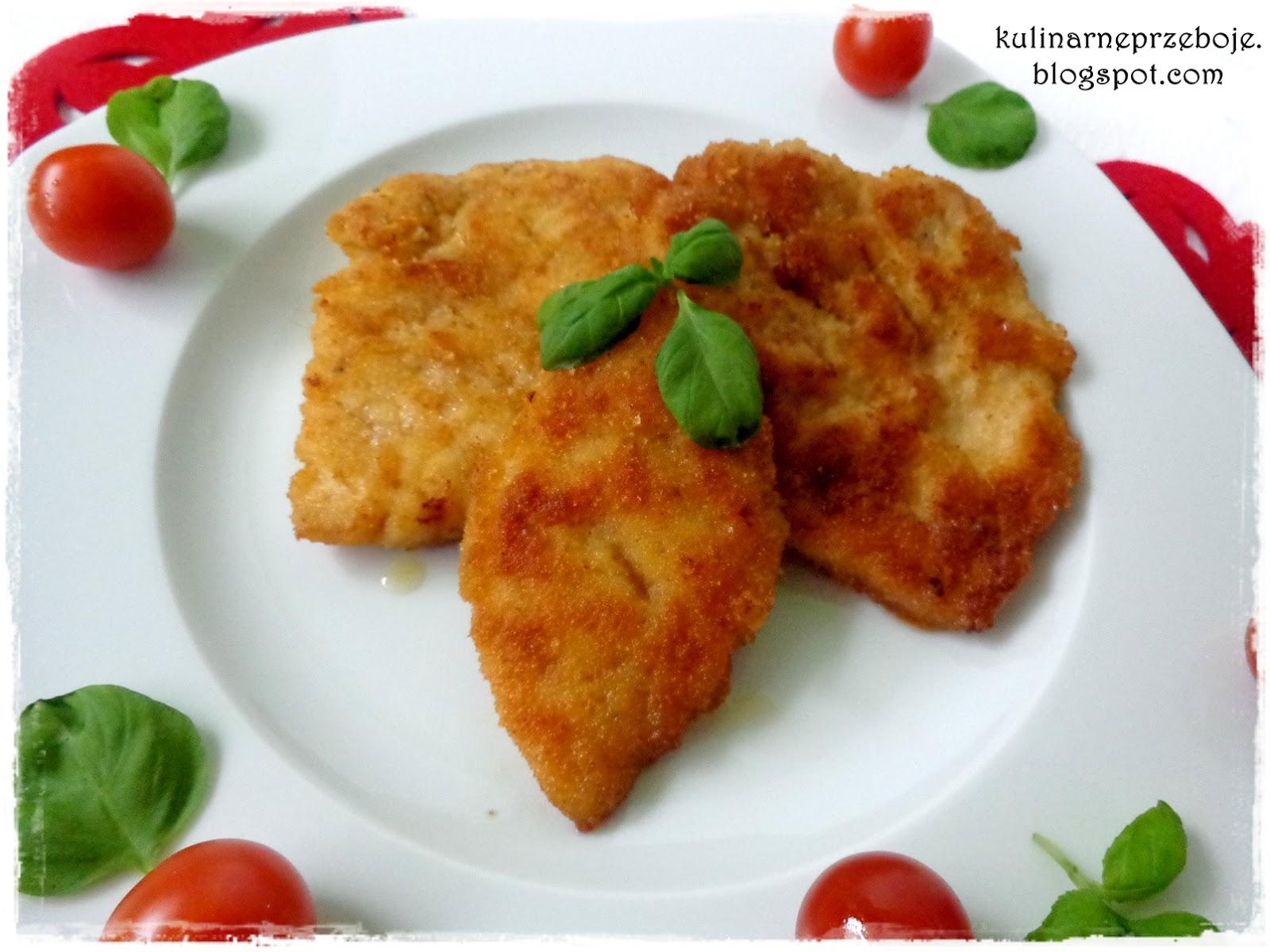 Kotlety z piersi kurczaka (kotlety drobiowe)