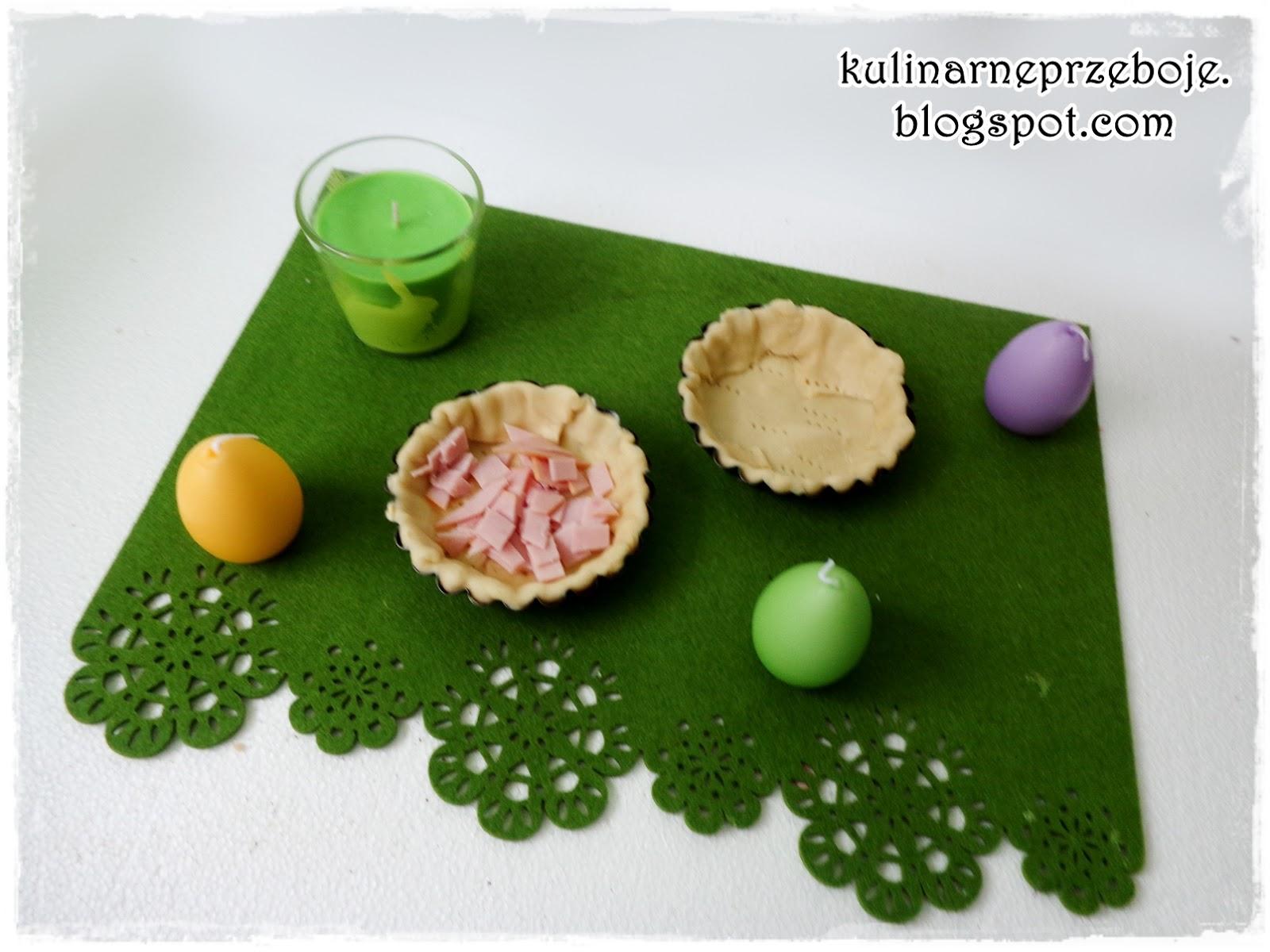Jajka zapiekane w cieście francuskim - pomysłowe śniadanie