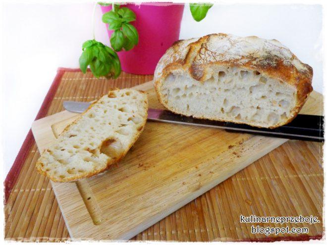 Szybki i pyszny domowy chleb pszenny