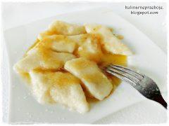Leniwe pierogi z ziemniakami