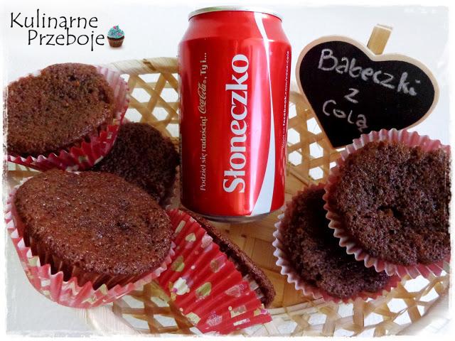 Muffiny / babeczki z coca colą