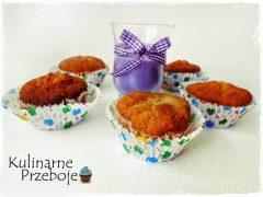 Waniliowe babeczki (muffiny)