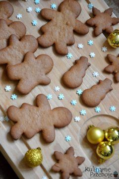 Pyszne pierniczki świąteczne