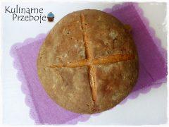 Pszenny chleb z siemieniem lnianym