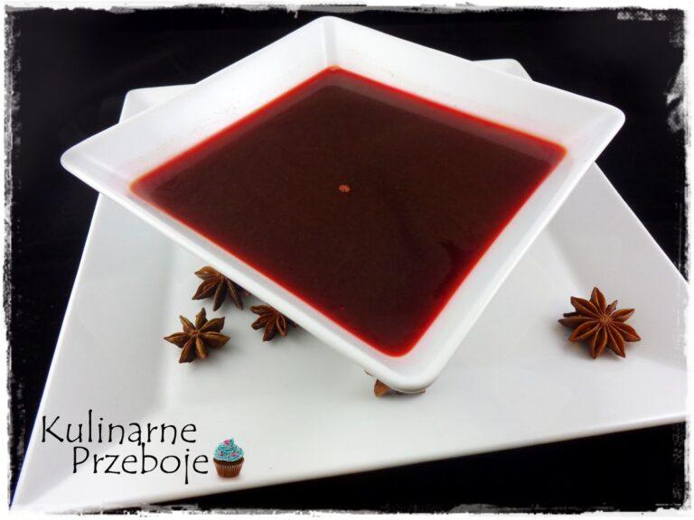 Tradycyjny barszcz czerwony (wigilijny)