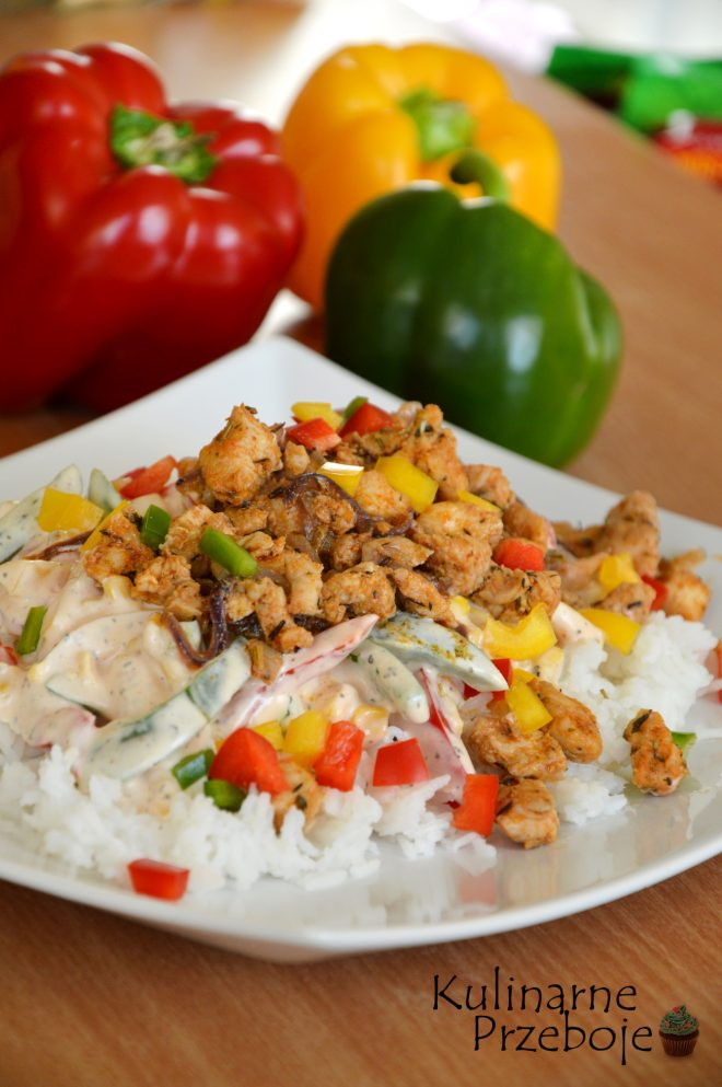 Potrawka Z Kurczaka A La Gyros Kulinarneprzeboje Pl