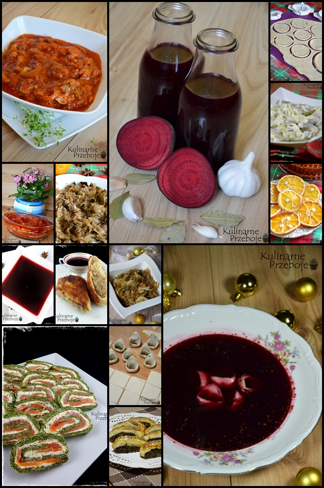 Potrawy Wigilijne Przepisy Kulinarneprzeboje Pl