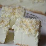 Ciasto Śnieżny puch – bez pieczenia