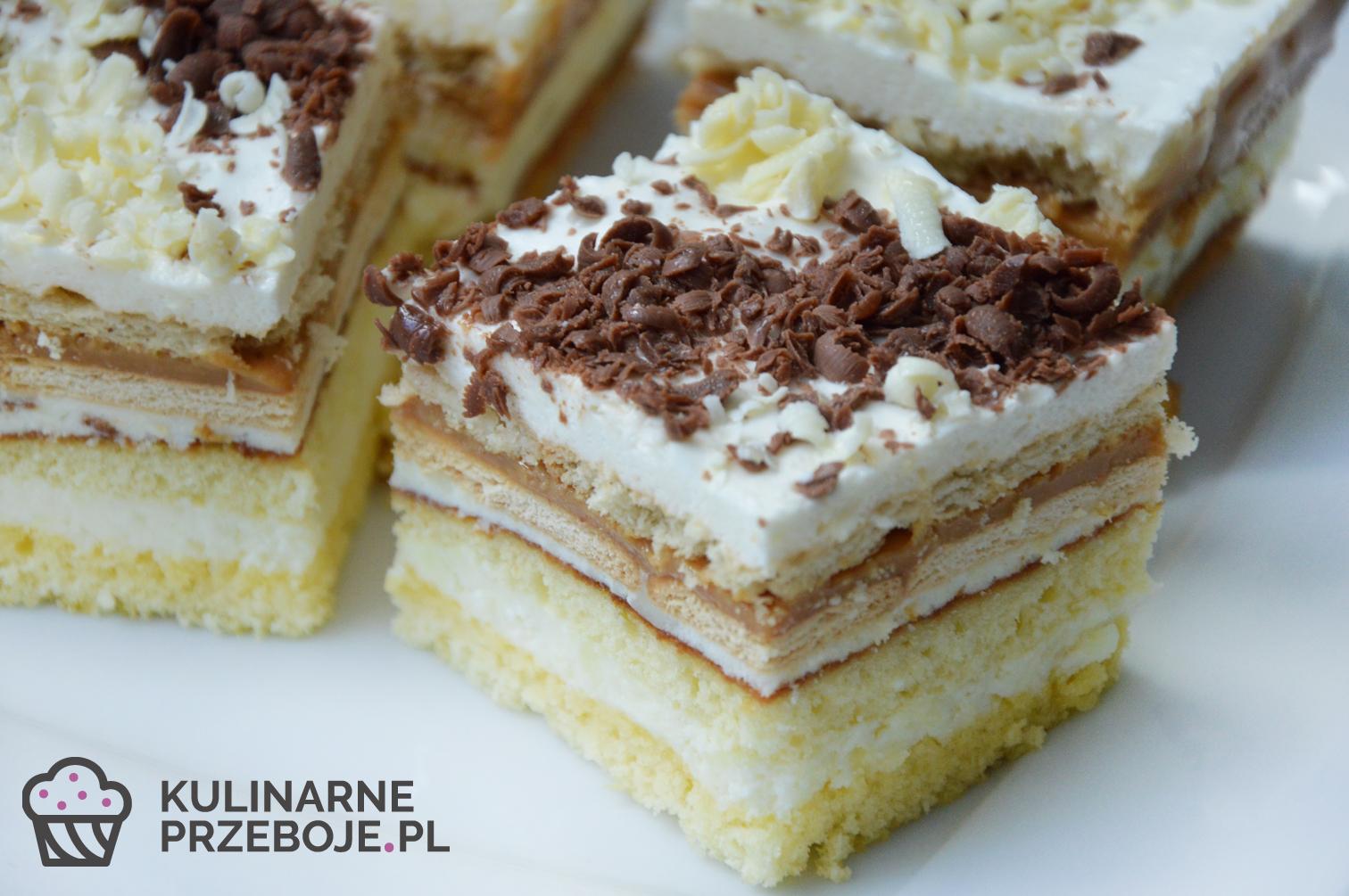 Czekoladowe ciasto balowe, pyszna chwila słodkości