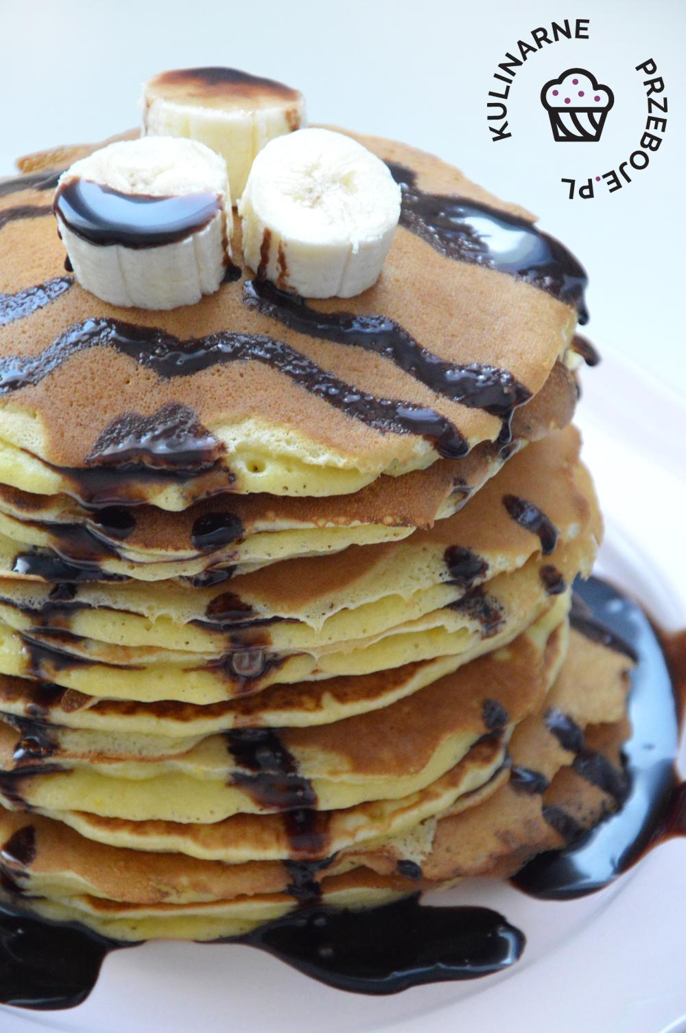 przepis pancakes