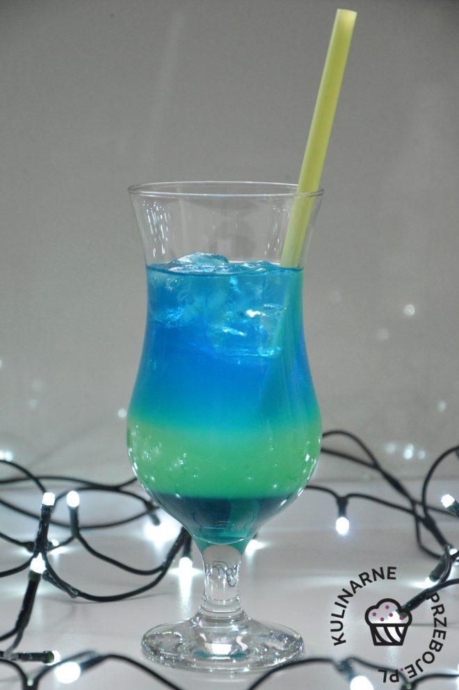 Drink Coco extazy z Blue curacao