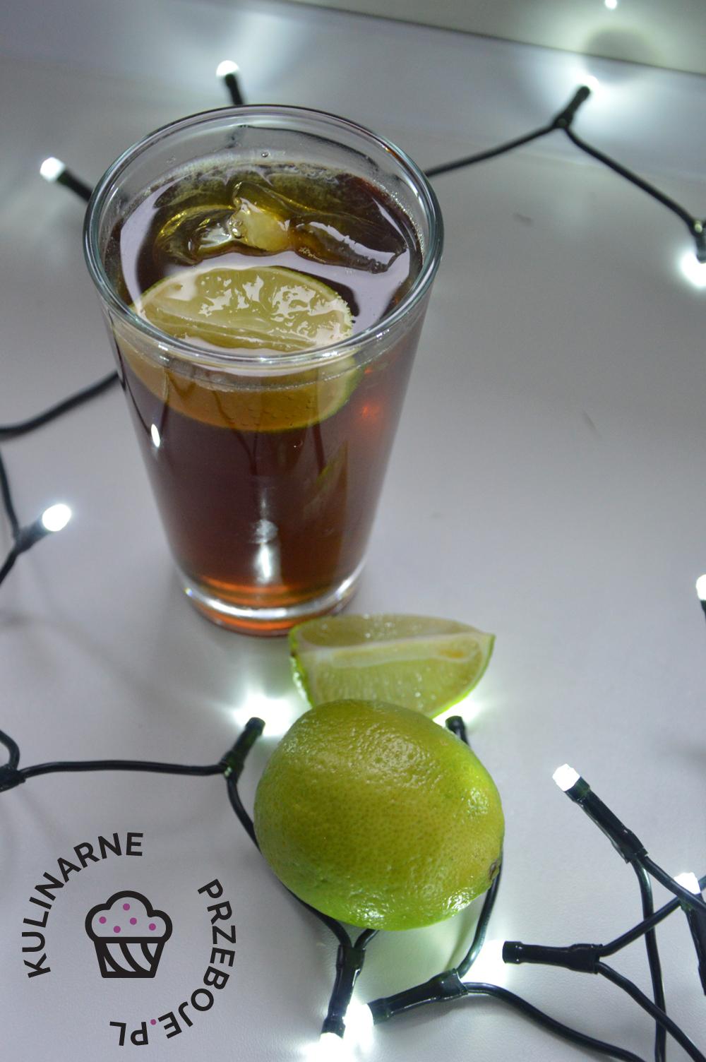 Drink Cuba Libre z limonka