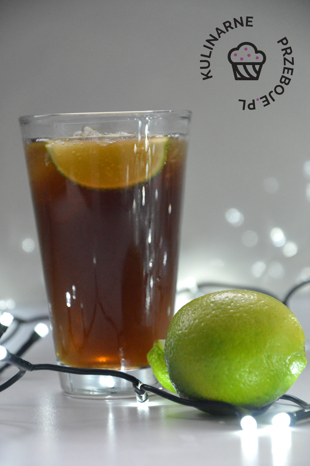 Drink Cuba Libre z rumem