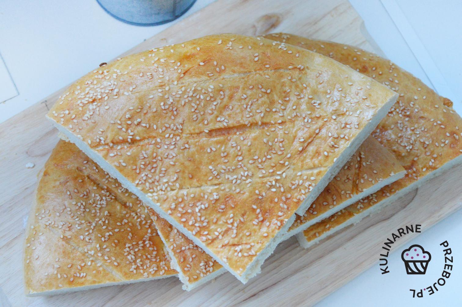 chleb do kebaba