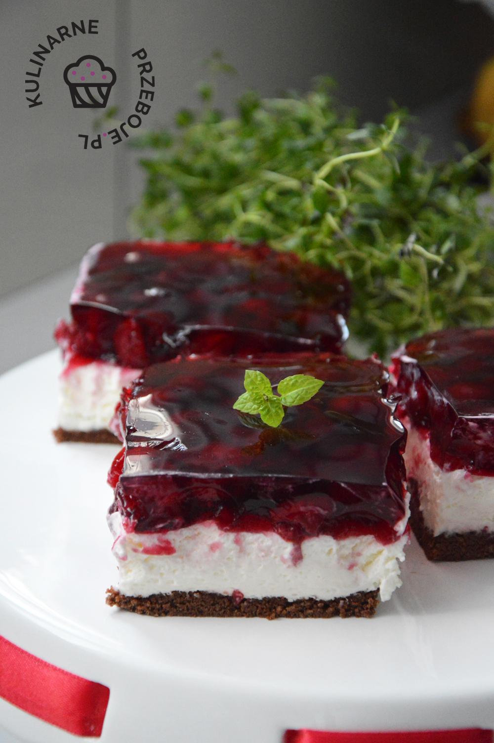 ciasto filadelfia bez pieczenia