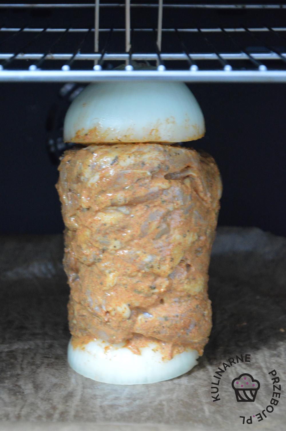 domowy kebab w piekarniku