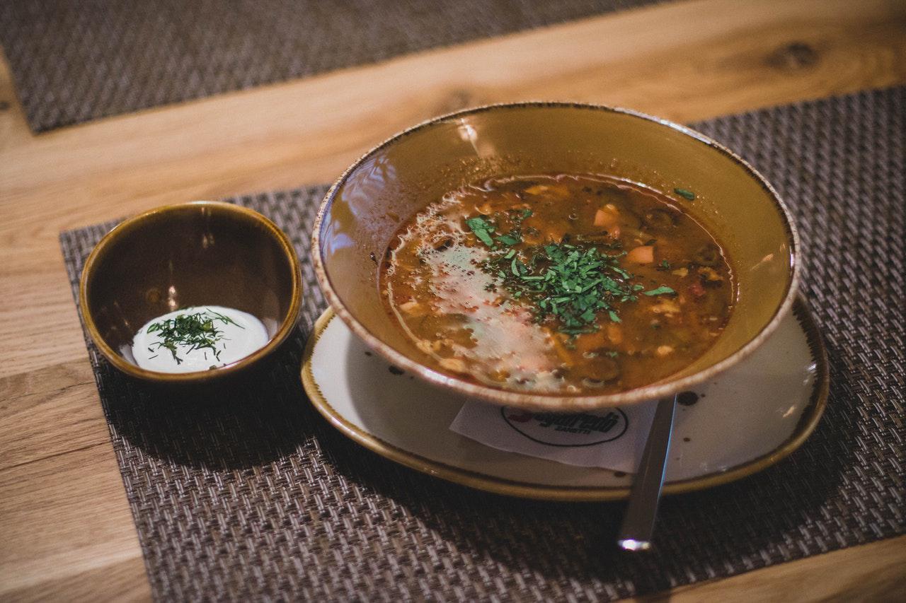 Zupa grzybowa - jakie dodać przyprawy aby była pyszna