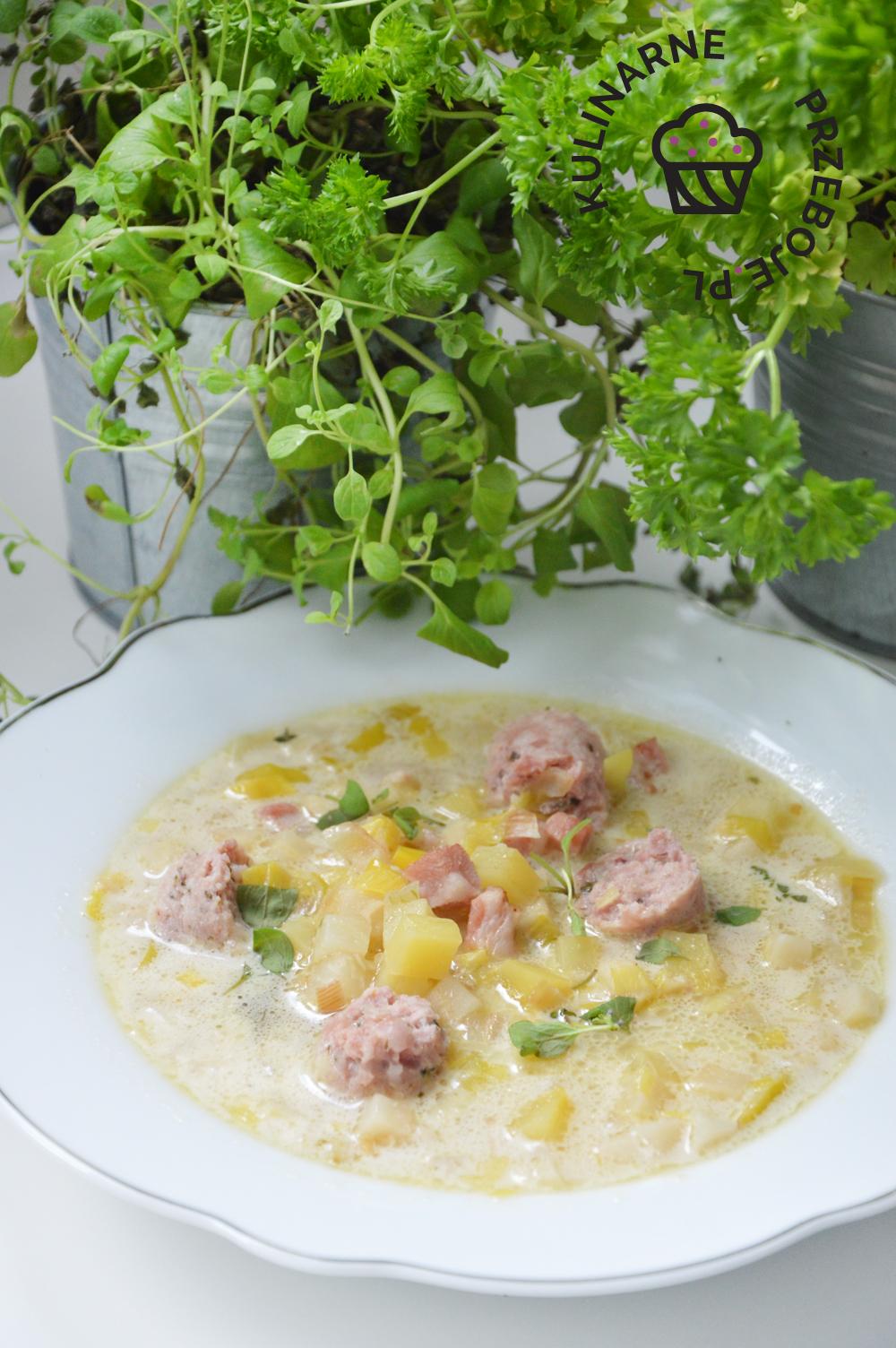 zupa chrzanowa na wielkanoc