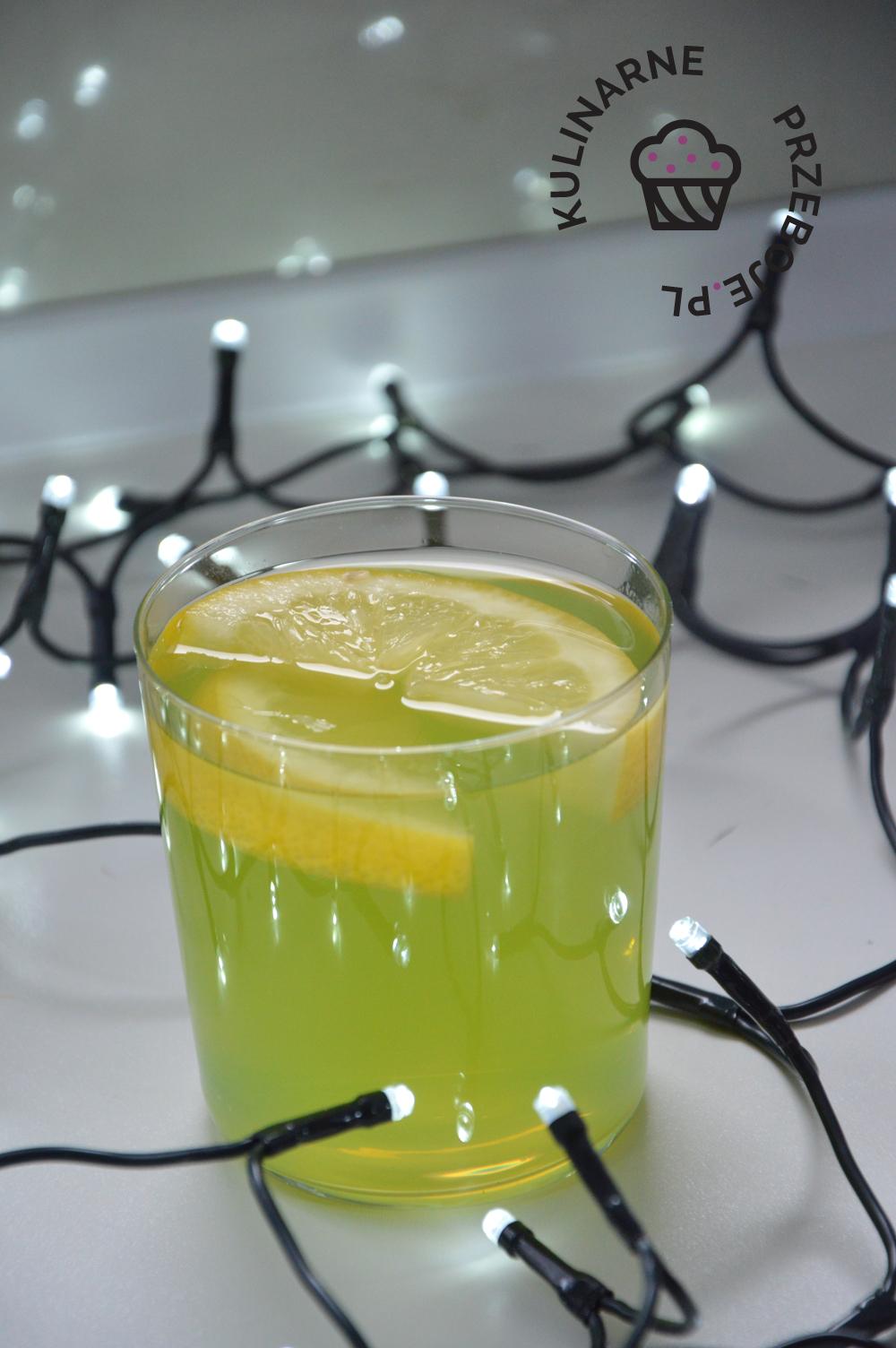 drink z sokiem z kaktusa