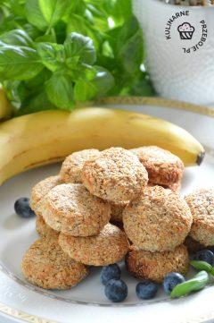 ciasteczka kokosowe bez mąki przepis