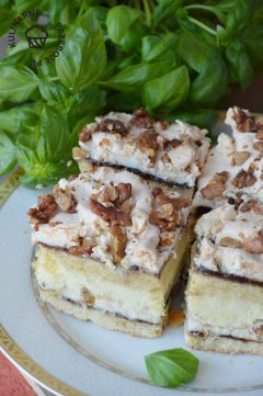 ciasto wawelskie przepis