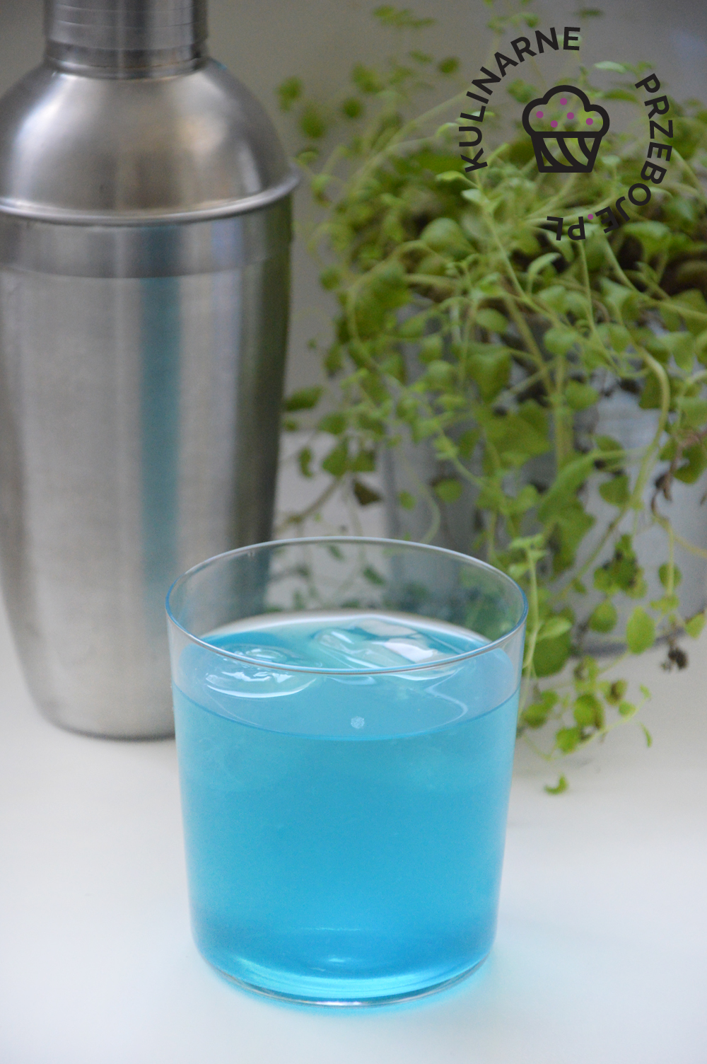 drink blue heaven