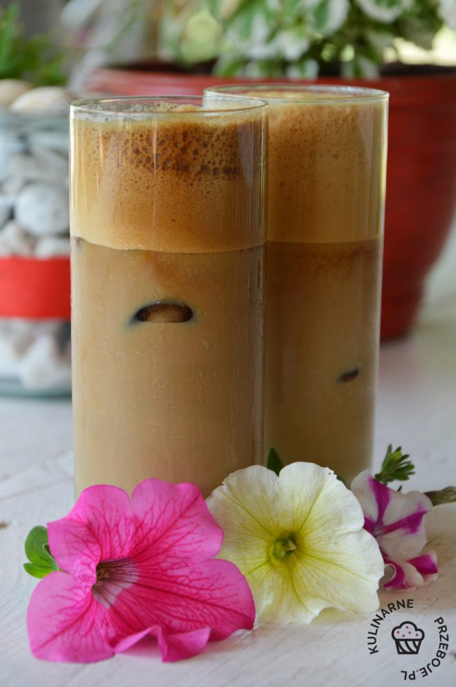 kawa mrożona przepis