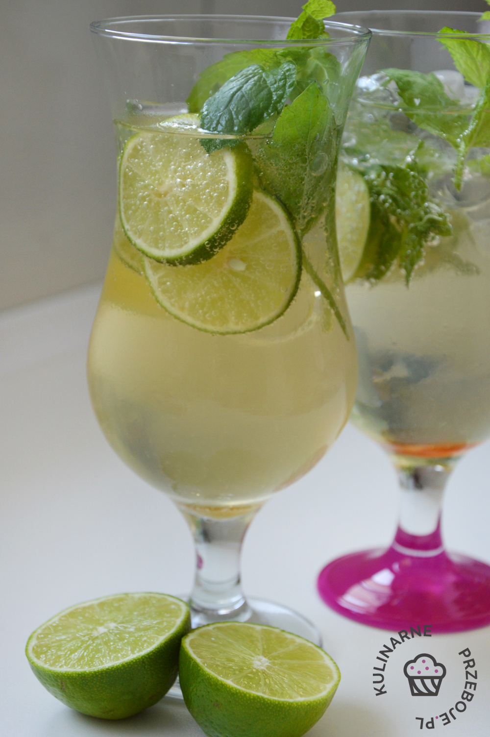 drink bezalkoholowy mohito