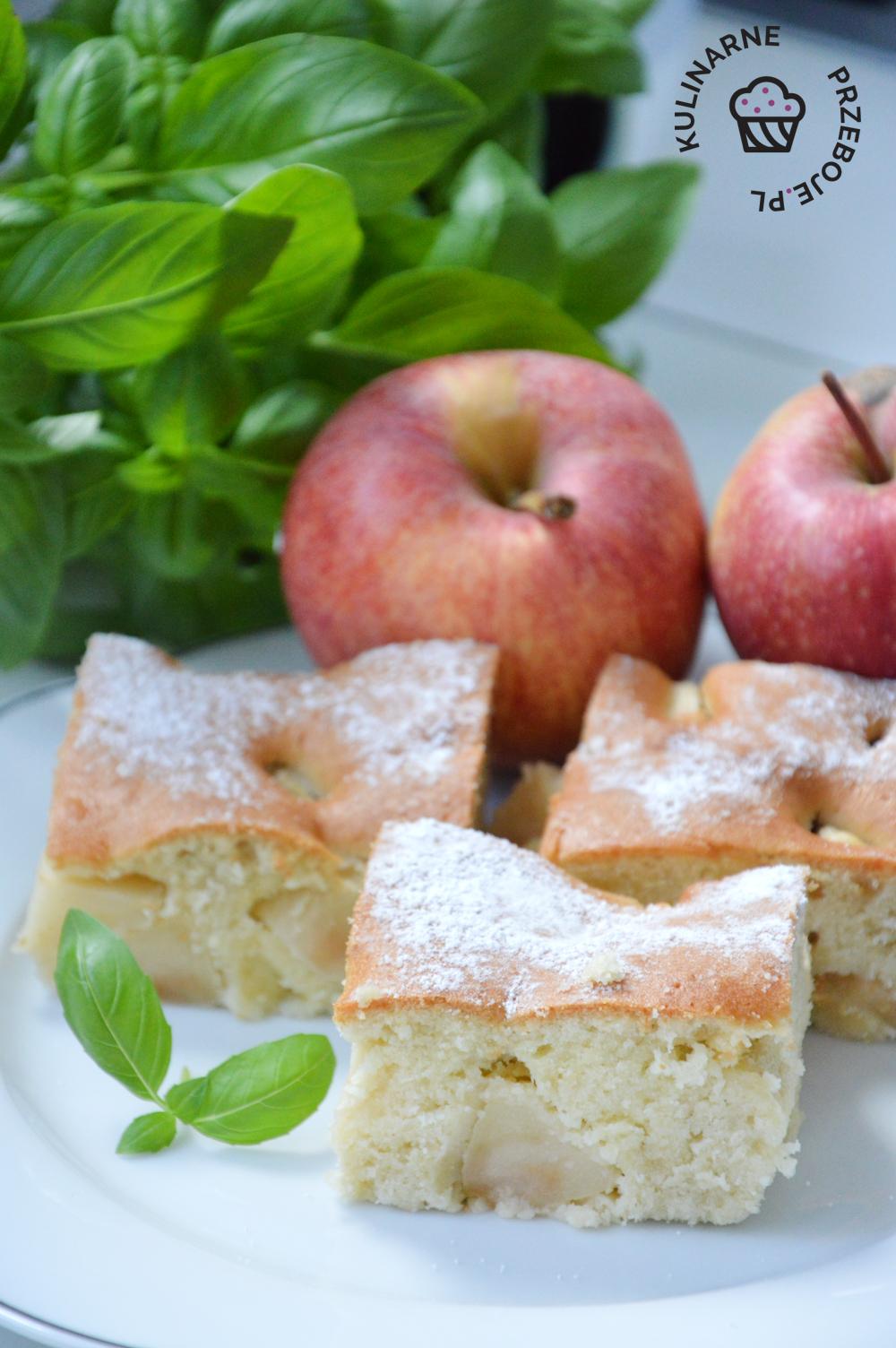 jabłecznik przepis
