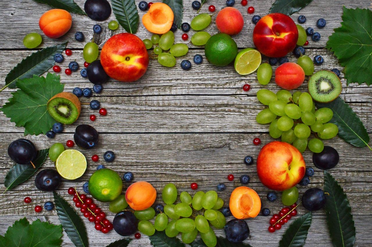 Bogactwo witamin w owocach