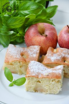 puszysty jabłecznik przepis
