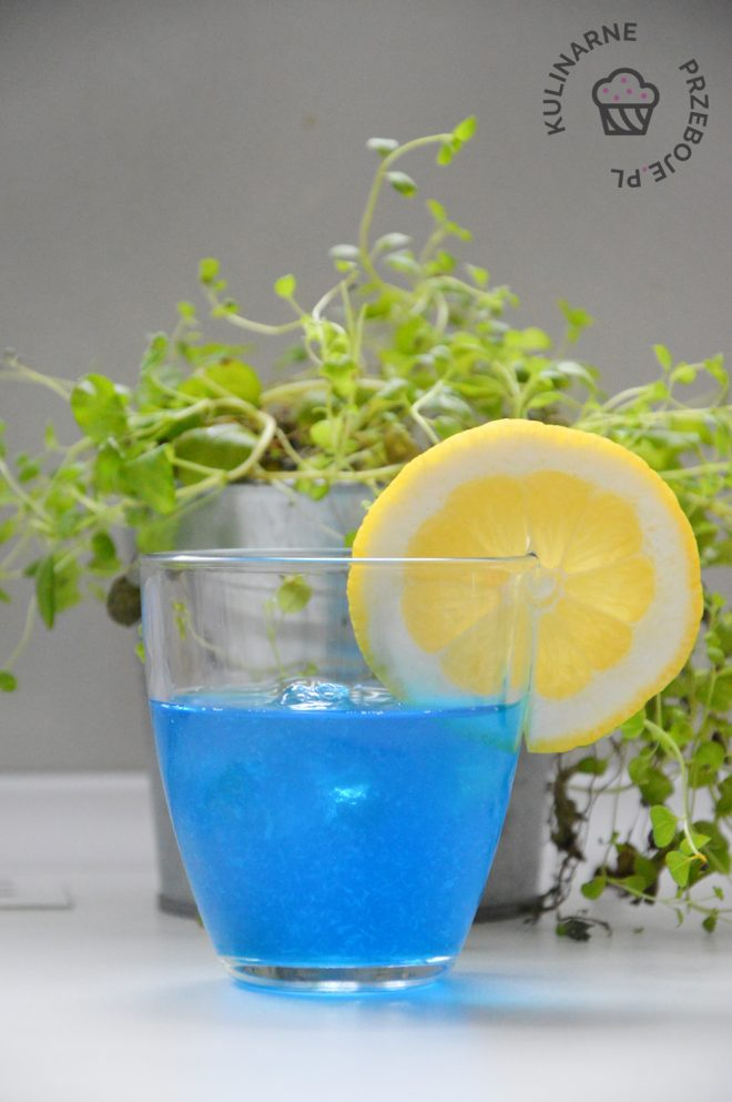drink blue shark przepis
