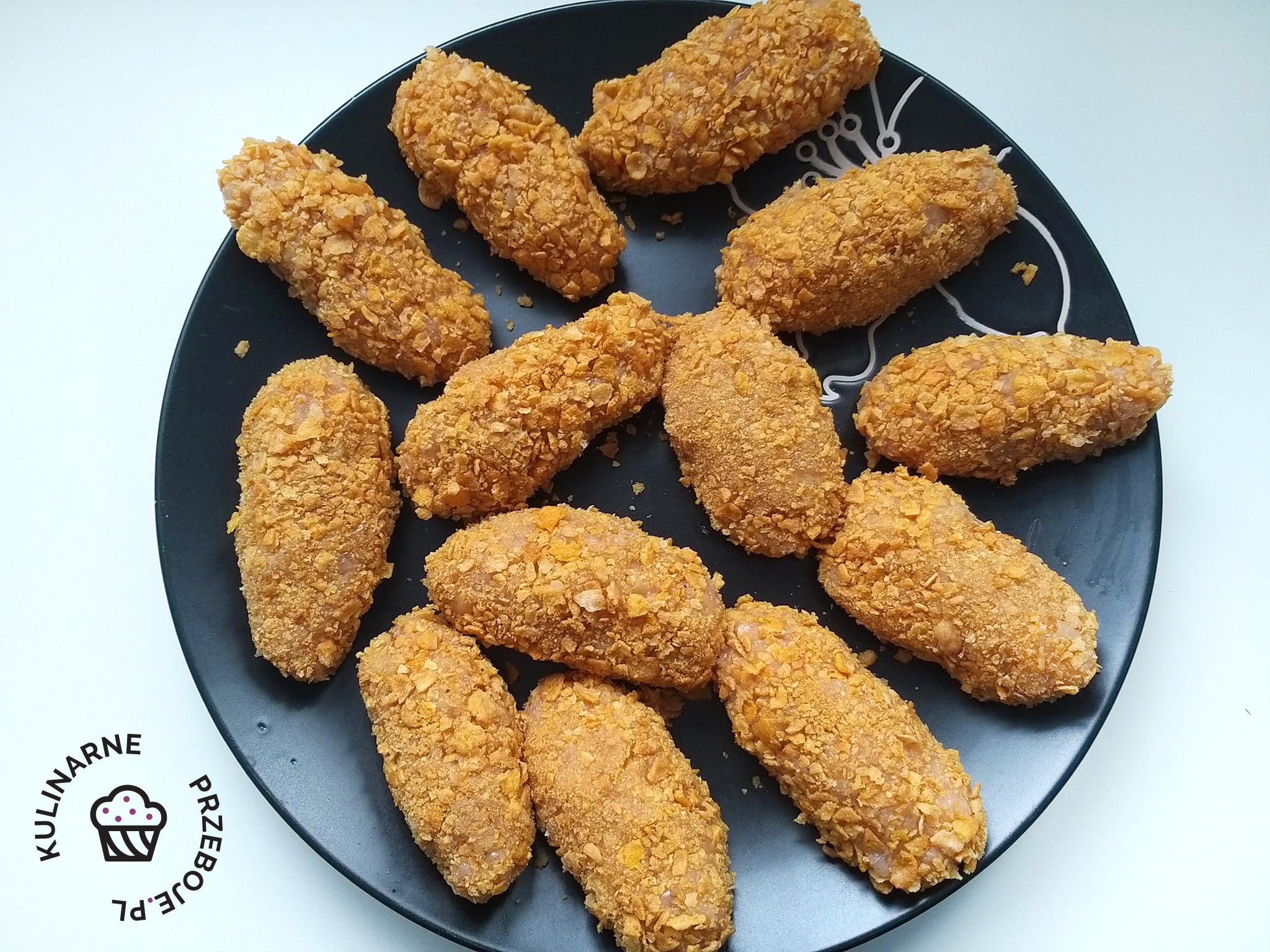 paluszki z kurczaka