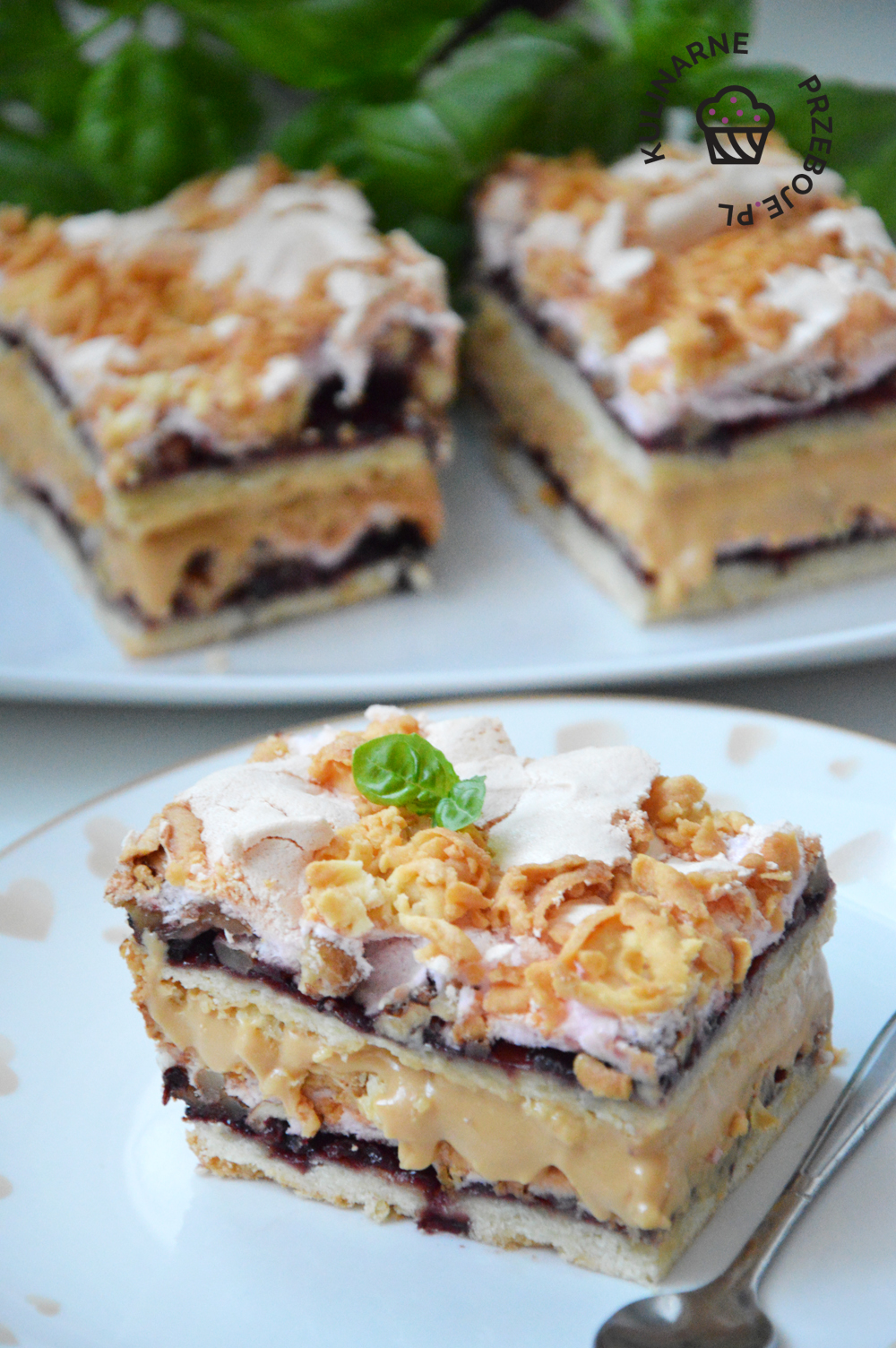 ciasto Huculka