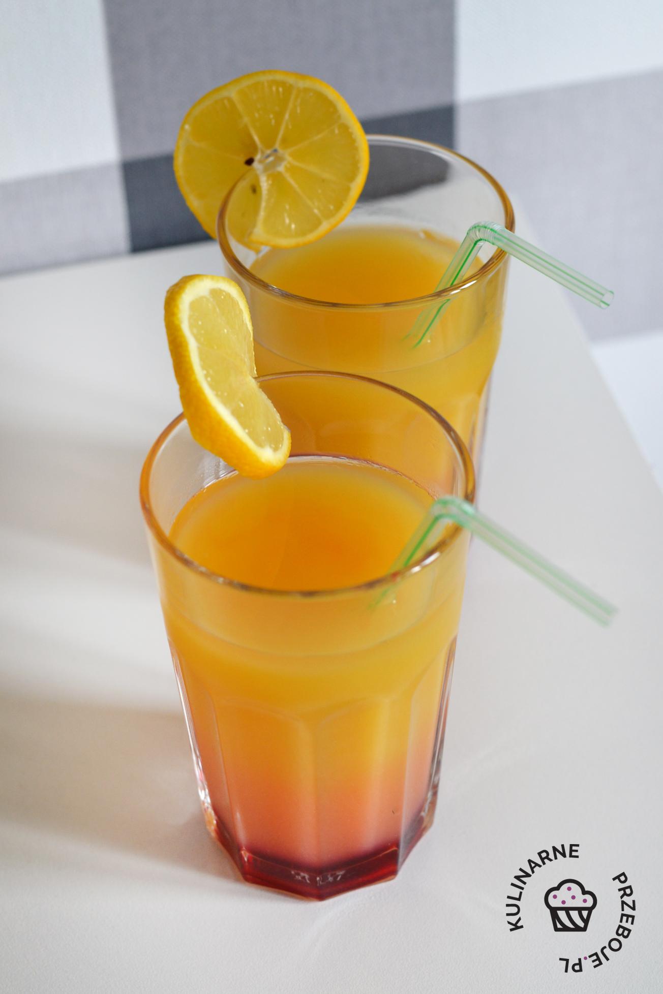 bezalkoholowy drink samba
