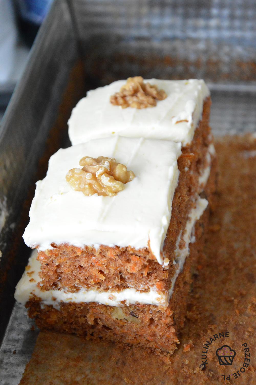 ciasto marchewkowe proste