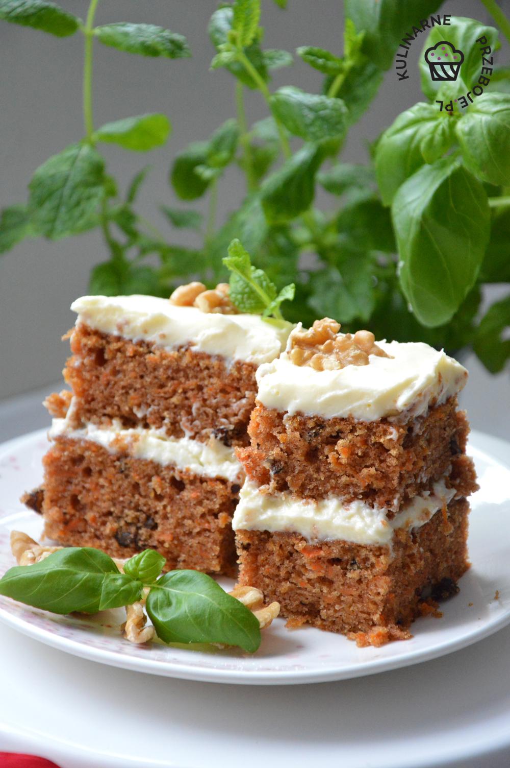 ciasto marchewkowe prosty przepis