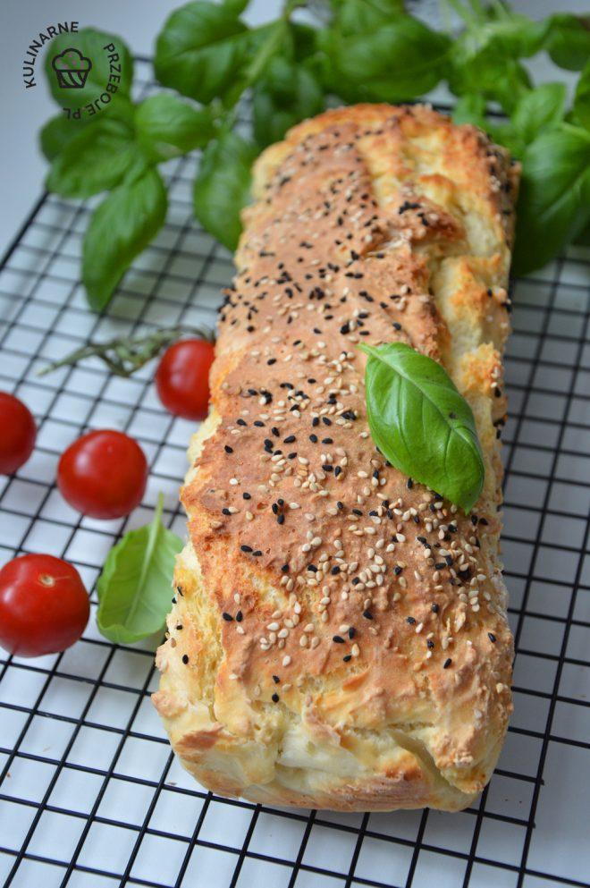 chleb bez drożdży przepis