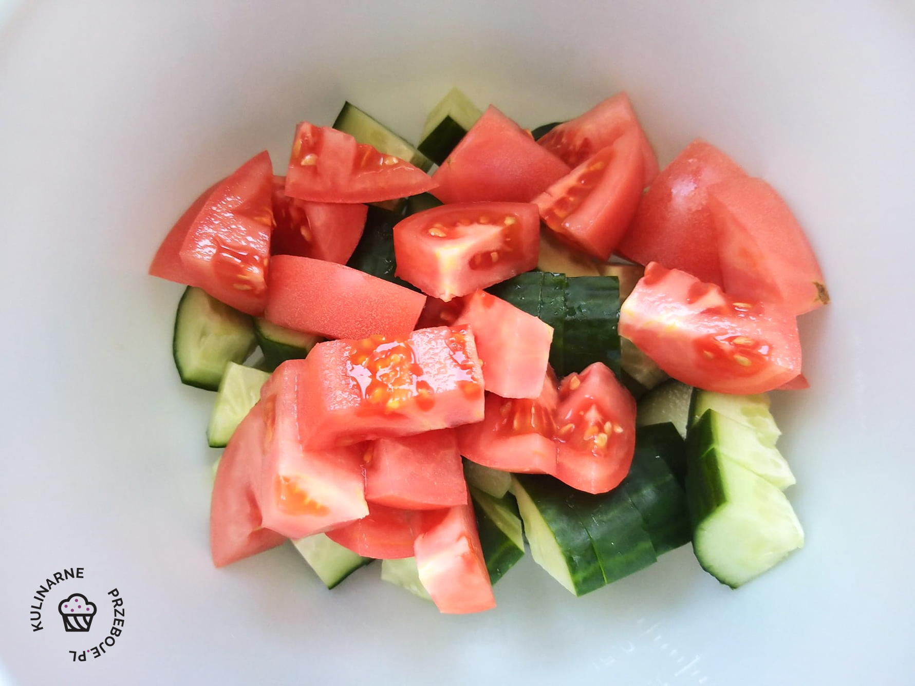 pomidor ogórek