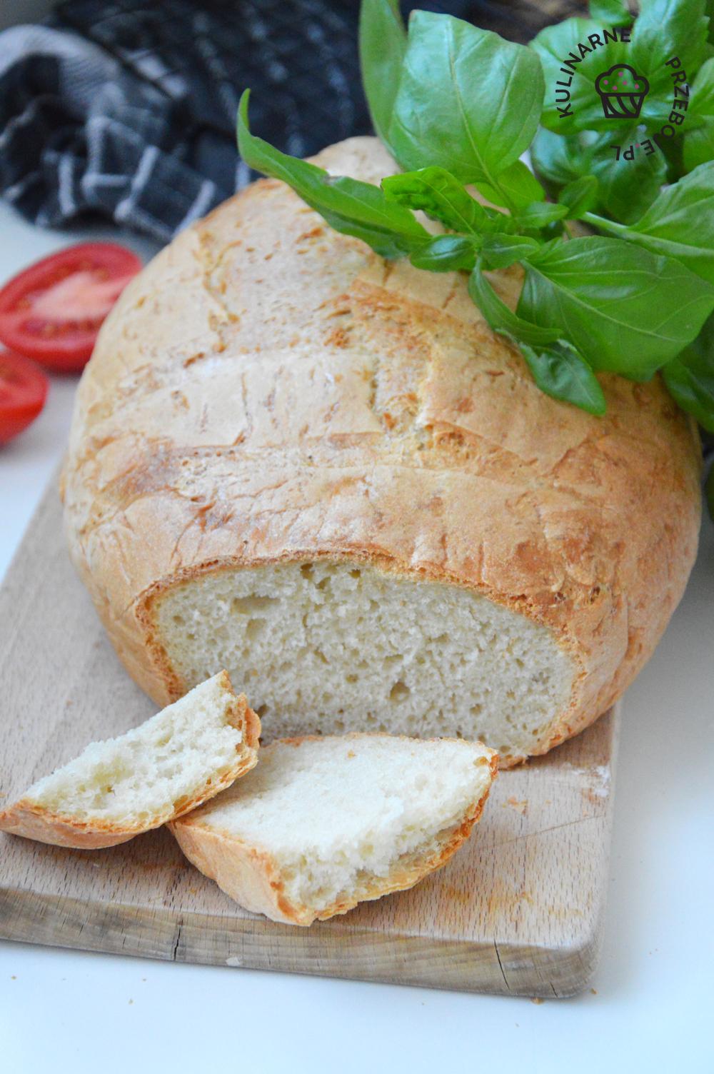 przepis na chleb prosty