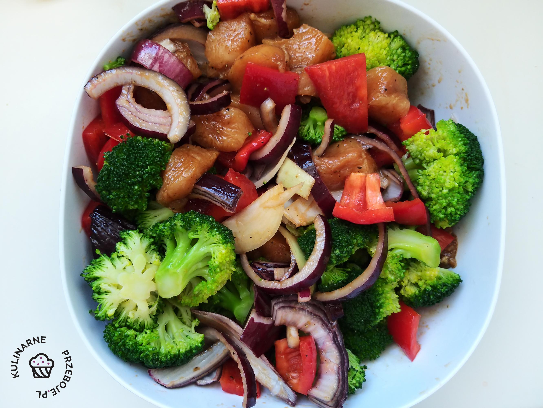 warzywa w marynacie