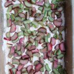 ciasto rabarbar