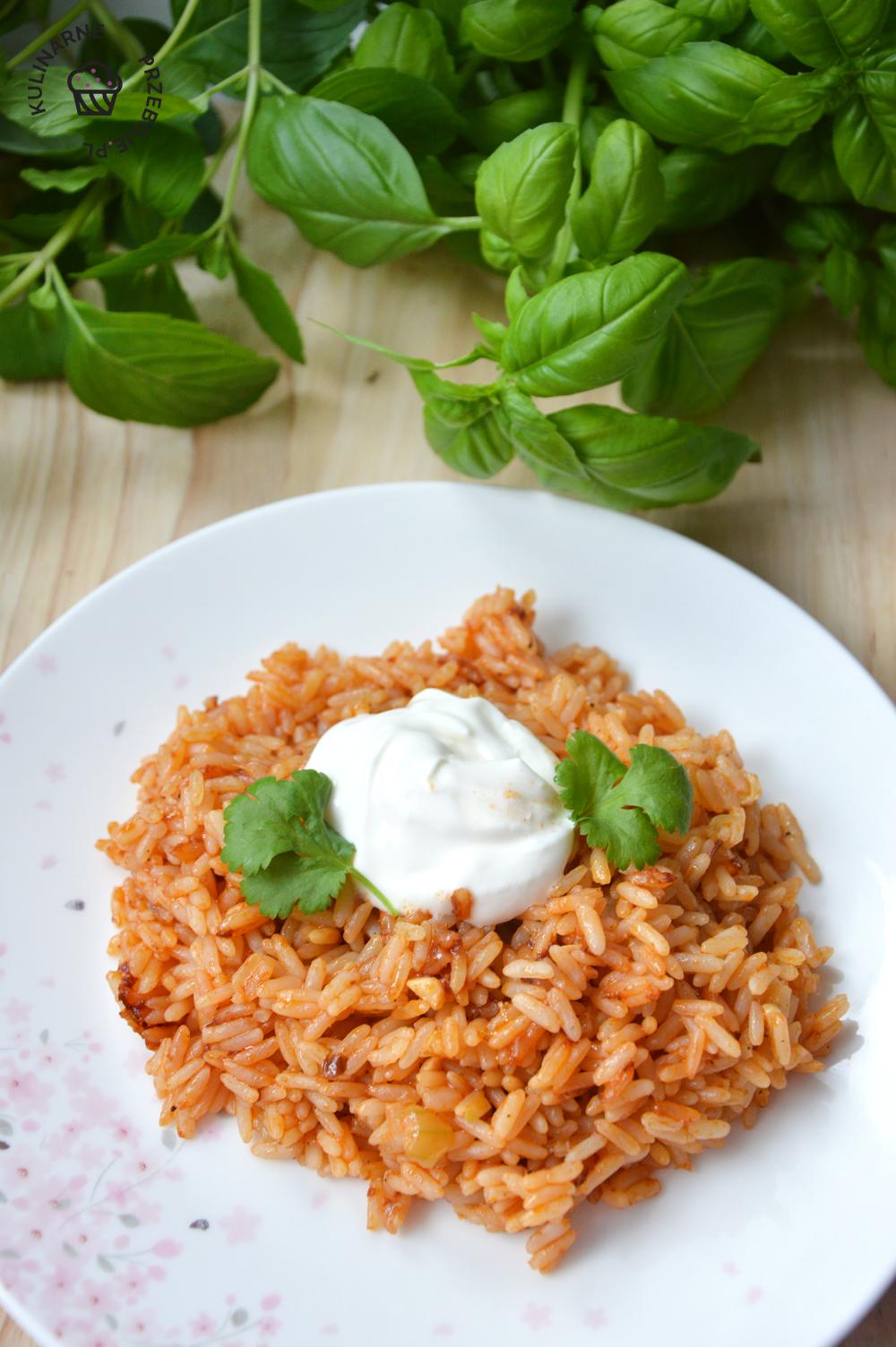 ryż po meksykańsku przepis