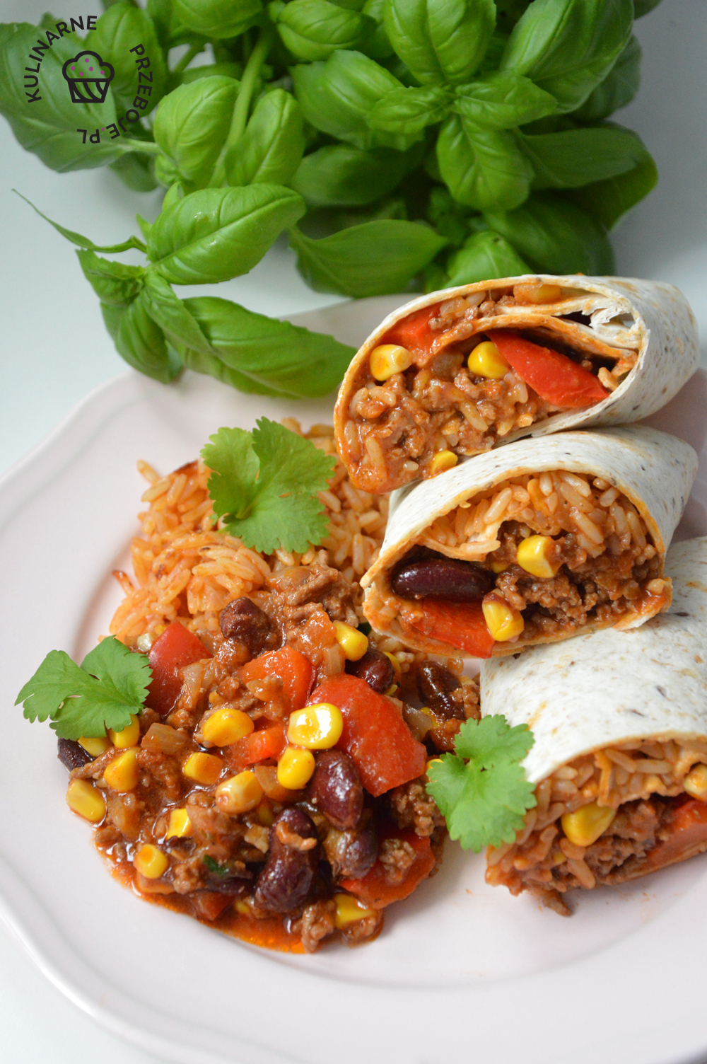 burrito przepis