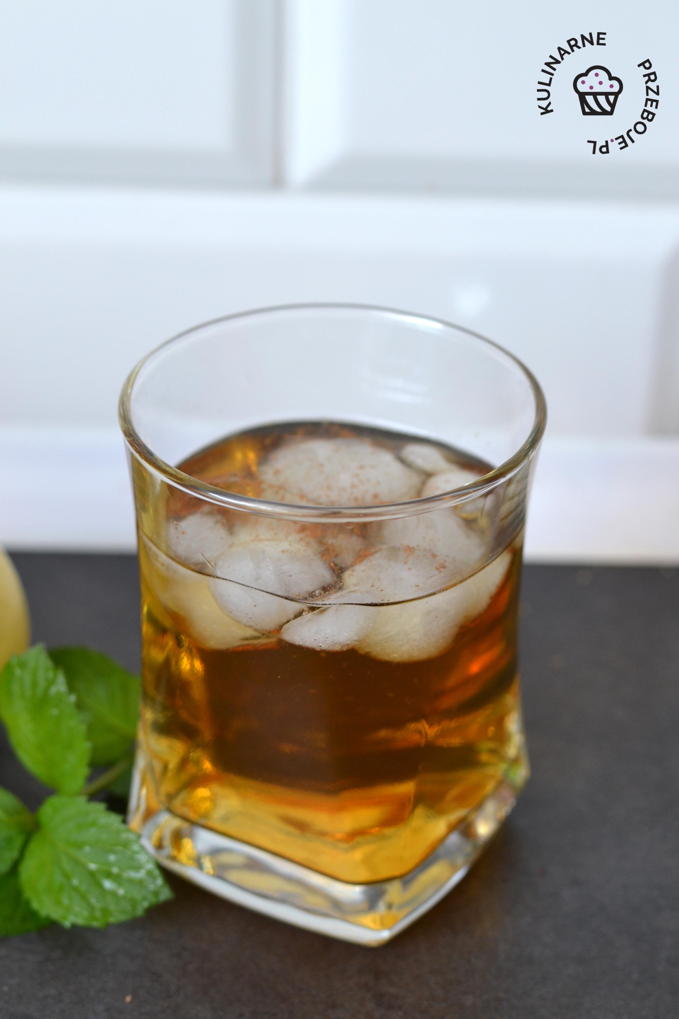 drink szarlotka przepis