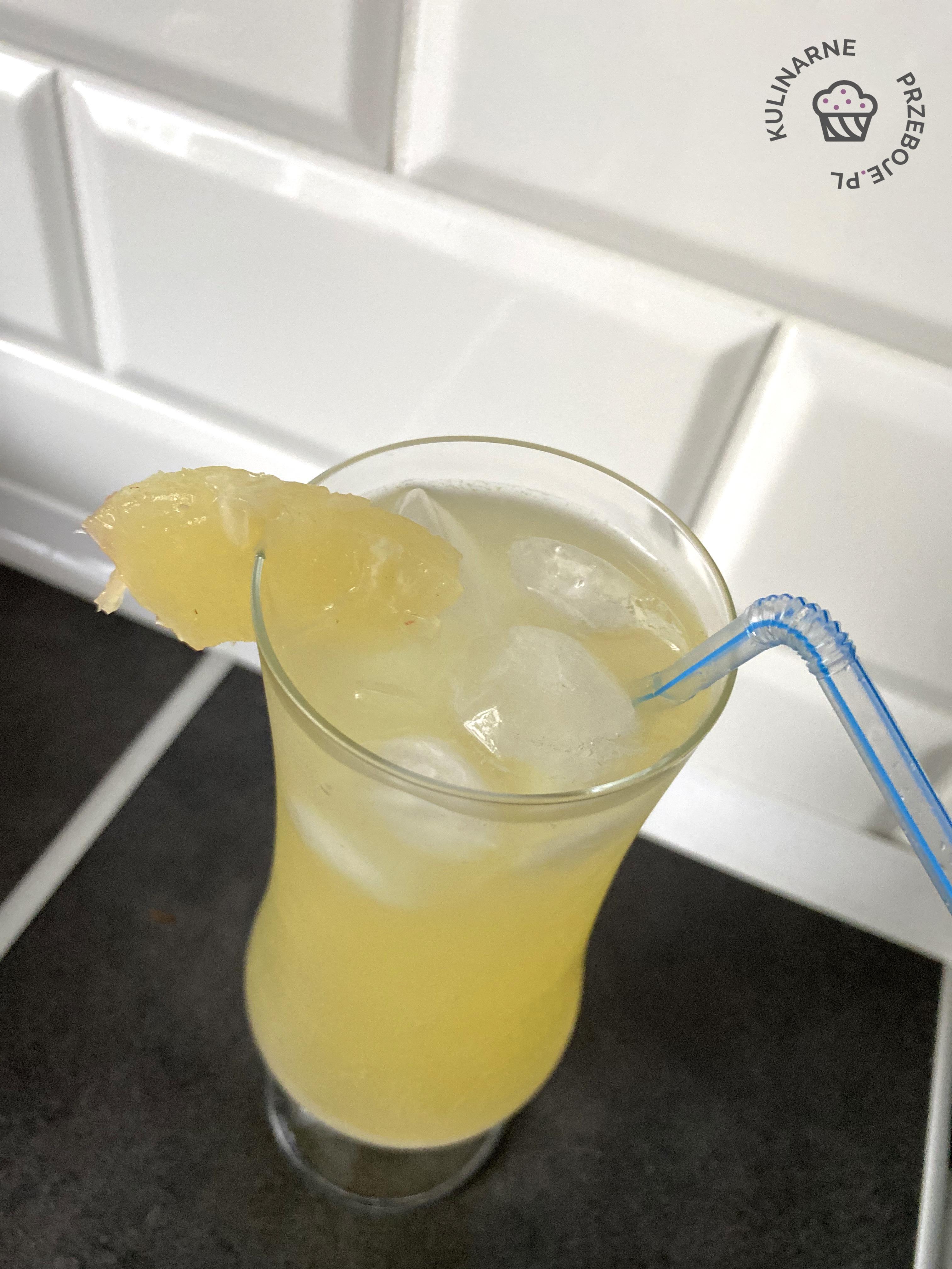 Drink Malibu Express przepis