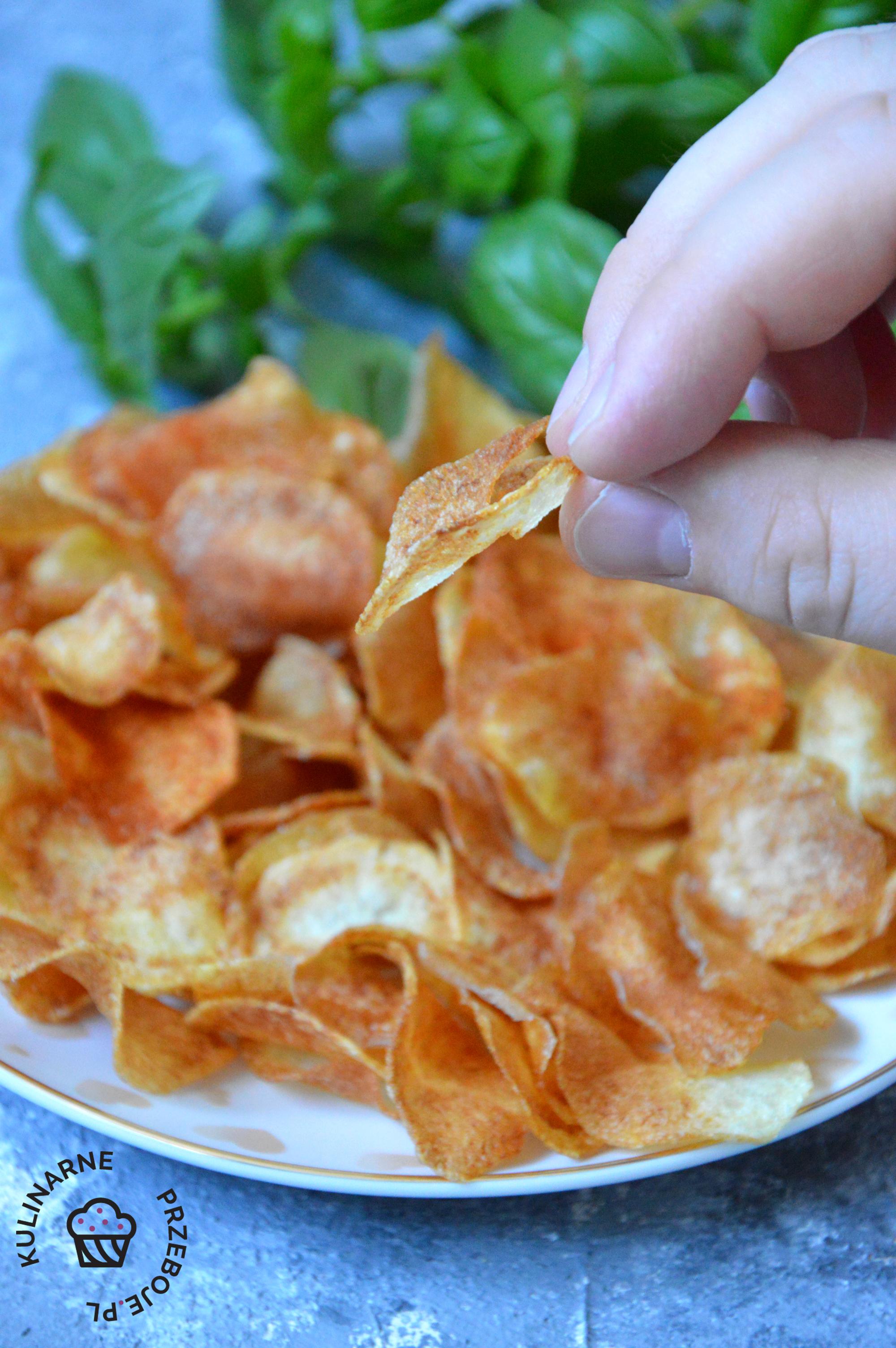 jak zrobić chipsy