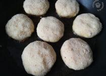 kotlety ziemniaczane z twarogiem