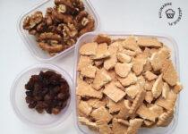 ciasteczka i bakalie
