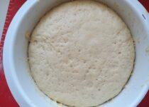 ciasto drozdzowe po wyrosnieciu